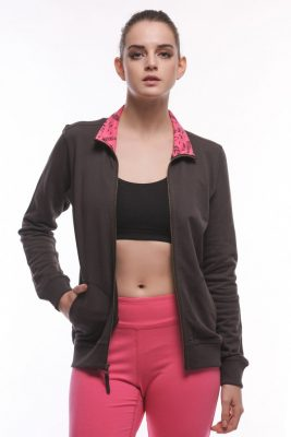 Organic cotton jacket - sooti organics