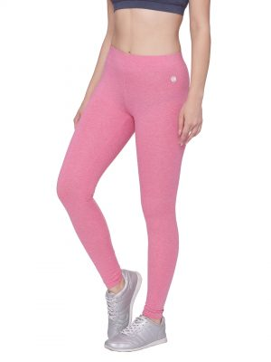 Super comfortable and soft organic cotton Tights:Colour Bubblegum Pink Size XL