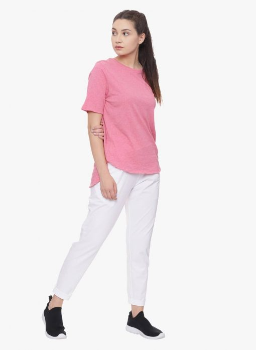 Stylish comfortable and soft organic cotton Lounge Pants:Colour White Size XL