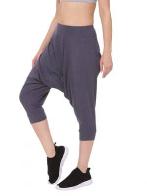 Super Comfortable and soft organic cotton Dhoti Pants Colour Navy Size XL