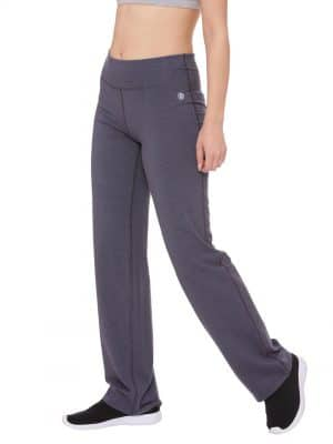Super Comfortable and soft organic cotton Yoga Pants Colour Navy Size XL